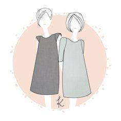 La robe Malo est un modèle simple et efficace, aux lignes épurées, à porter en toutes circonstances. Cette robe droite présente deux…