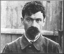 Yakov Yurovsky personally murdered Czar Nicholas II and his Family on orders from Solomon Sverdlov. He was an office of the CHEKA, dreaded secret police founded by Lenin in 1917.