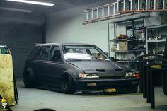 Rad Racer — radracerblog:   Honda Civic Shuttle