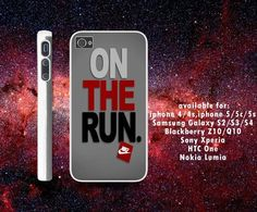 on the run nike iPhone 4/4S case iPhone 5 case Samsung Galaxy S3 case Samsung Galaxy S4 case from descaCase on Wanelo