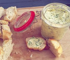 Chive butter / Plantbutler