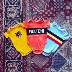 Baby Cycling jerseys #cafe #coureur #bike # apparel #cycling