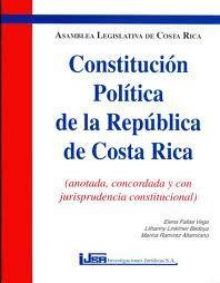 constitución política costa rica Costa Rica, Law