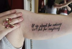 You are my sunshine tattoo pinterest you are you for All time low tattoo