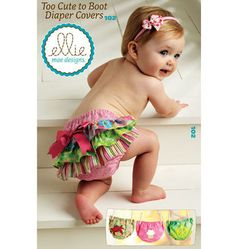 Sewing Pattern  Infant Pattern Baby by DesignerAlleyFabrics, $10.50