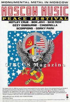 August 12 & 13, 1989:   The Moscow Music Peace Festival was held.   complete four-hour televised event in the highest quality available  contents here:  https://www.facebook.com/circusrockmag/photos/a.711913215535773.1073741975.219566084770491/1168014626592294/?type=3&theater