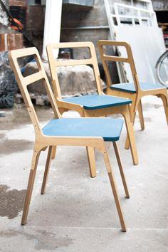 Regaliz - Slim Chair - Opendesk #52438