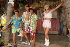 I just love Kent's faces! Teen Beach Movie Costumes, Team Beach Movie, Surfer Outfit, Teen Beach 2, Childhood Movies, Movie Marathon, Old Disney, Disney Shows, Movie Party