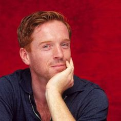 """Damien Lewis, Cpt Dick Winters """"Band of Brothers"""" (HBO), and Lt. Nicholas Brody of """"Homeland"""" (SHO)."""