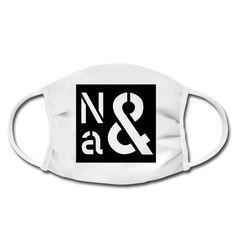 Na & – Eine Typo Spielerei die nur eines Ausdrückt. Es ist dir egal was andere von dir halten und du gehts deinen Weg! Shirt Designs, Mugs, Protective Mask, Graphics, Don't Care, Tumblers, Mug, Cups