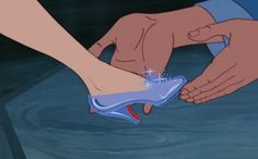 Cinderella Louboutin's version