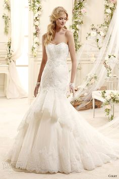 Colet 2015 bridal collection.