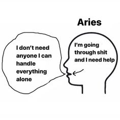 Aries And Capricorn, Aries Traits, Aries Love, Aries Astrology, Zodiac Funny, Aries Quotes, Aries Horoscope, Zodiac Signs Horoscope, Zodiac Memes