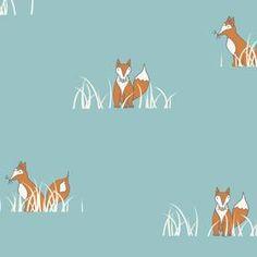 Del Ray Fabrics: Sly Fox