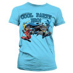 Batman Cool Party Bro! Koszulka Damska
