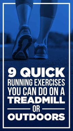 9 Running Workouts You Can Do In 30 Minutes Or Less Might need these this year with out t For more please visit: http://www.flyfreshforever.com?utm_content=buffer4b2ad&utm_medium=social&utm_source=pinterest.com&utm_campaign=buffer