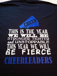 Cheer Shirt Design Ideas 1000 ideas about cheer shirts on pinterest cheer cheer mom and cheerleading Cheer On Pinterest Cheer Bows Cheer Mom And Cheerleading