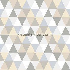 Trendy ruiten behang 137-128 707 uit de collectie Everybody Bonjour van Esta for Kids online bestellen bij kleurmijninterieur