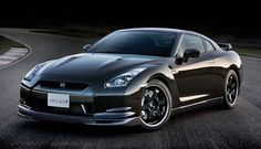 2012 Nissan GT-R  (Don't be fooled. This is one of the fastest road-legal production cars ever made)