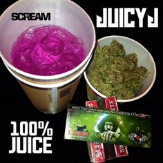 """Juicy J is back in a big way with this new 16 track offering of """"100% Juice."""" The mixtape includes features from the usual suspects like Wiz Khalifa & Project Pat  along with Lil Herb, Future, Boosie, Lil Wayne, August Alsina & more. As for producers, it wouldn'e be a Juicy J tape without the likes of Sonny Digital, Metro Boomin, TM88, 808 Mafia & more.  Follow on twitter @therealJuicyJ @DatPiff.  #100PercentJuice"""
