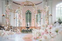 Royalty Wedding Theme, Princess Wedding Themes, Rose Wedding, Dream Wedding, Wedding Ceremony, Wedding Venues, Wedding Ideas, Modern Princess, Event Planning Design