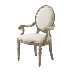Louis XV chair for bedroom