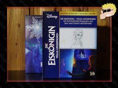#Disneys #DieEiskönigin #CollectorsEdition  #Frozen Disney S, Frozen, Cover, Books, Libros, Book, Book Illustrations, Libri