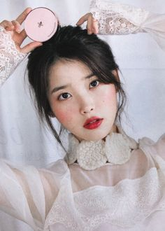 Shared by love poem ♡. Find images and videos about kpop, iu and soloist on We Heart It - the app to get lost in what you love. Kpop Girl Groups, Kpop Girls, Korean Beauty, Asian Beauty, Korean Girl, Asian Girl, Korean Idols, Wonder Girls Members, Kpop Hair