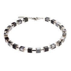 Coeur de Lion Individual Cube Necklace - K 4248 #coeurdelion