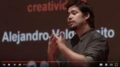 ¿La creatividad me da una habilidad? - Alejandro @Soy_lex @TEDxGracia #TED ➜ youtu.be/yWzaWjeySEs