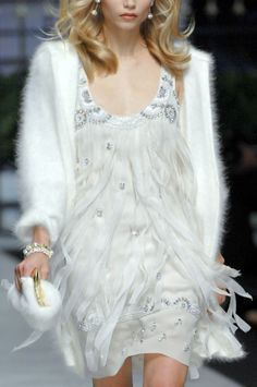 Blumarine at Milan Fashion Week Fall 2008