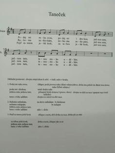 Kids Songs, Sheet Music, Nursery Songs, Music Sheets