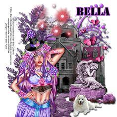 Purples Grafikwelt: Bella Caribena