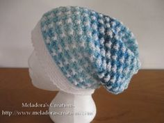 Meladoras Creation | Birds of a Feather slouch hat - Free Crochet Pattern