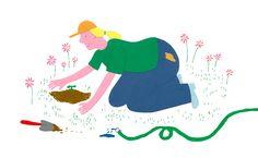 gardening - Kate Humphreys