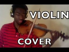 Usher - DJ Got Us Falling In Love Again (Violin Cover by @Estan247)