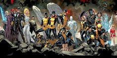 Drowned World: Reparto de X-Men: Apocalipsis