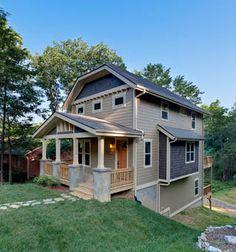 Greencraft :: Environmentally Sound Homebuilding :: Portfolio