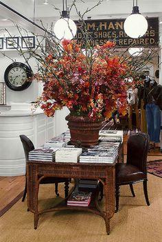 Love floral arrangement