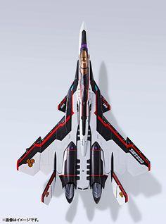 DX Chogokin YF-30 Chronos from Macross 30 Updated   CollectionDX