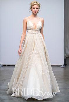 Brides: Carol Hannah Wedding Dresses - Fall 2016 - Bridal Runway Shows - Brides.com