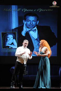 Il Salone delle Feste ha applaudito il tenore Ottavio Palmieri e il mezzo soprano Yuliya Grote. Per tutti gli eventi del Casinò Campione d'Italia, visitate: http://www.casinocampione.it/italian/elenco-eventi-intrattenimento.php