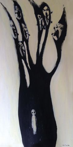 The end - Eleni Tomadaki The End, Moose Art