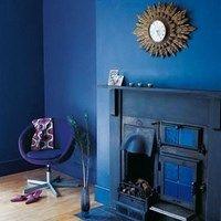 peinture salon les tendances d co qui vont marquer 2014 on pinterest deco salon salons and. Black Bedroom Furniture Sets. Home Design Ideas