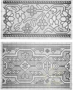 Gallery.ru / Фото #33 - Persian Rug Motifs for Needlepoint - Dora2012