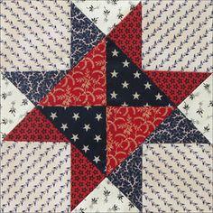 Civil War quilts (different patterns)