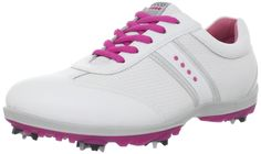 A nice looking golf shoe [as far as golf shoes go)