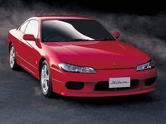 1999 Nissan Silvia S15 Spec-R