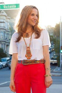 1 Girl, 4 Looks: Peep A Jewelry Superstar's Rustic-Cool Closet!
