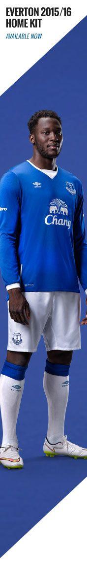 Everton Home Shirt 2015/16